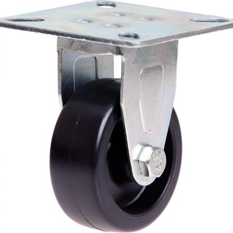 50mm Nylon Wheel 30kg Capacity Castor