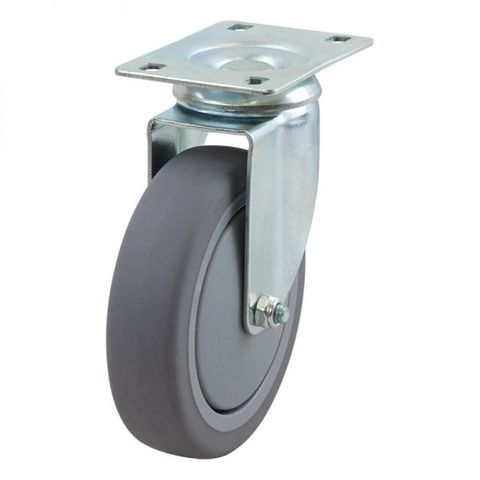 125mm Swivel Light Industrial Castor