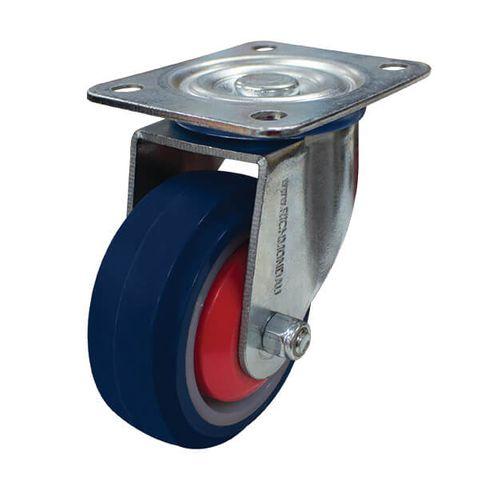 100mm Rebound Rubber Wheel 150kg