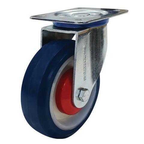125mm Rebound Rubber Wheel 150kg