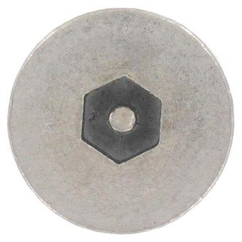 M10 x 75 - PROLOK PIN HEX S/ANCHOR ZINC