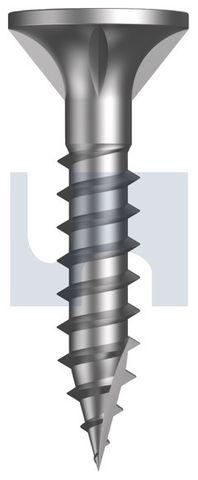 14-10X150 Bugle Batten Screw T17 CL3