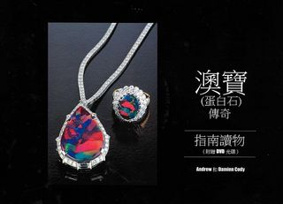The Opal Story (Book and DVD in Chinese)