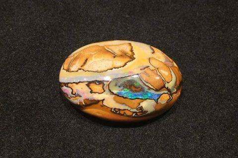Boulder Opal Matrix