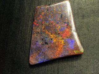 Rainbow Treated Matrix
