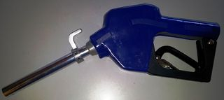 Auto Shut-off Nozzle 3/4in Bsp - U L P