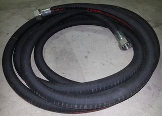 Fuel/oil  S & D  Hose (id38mm X 8m )