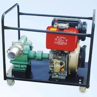 Diesel Engine Powered Pump - 1.5inch
