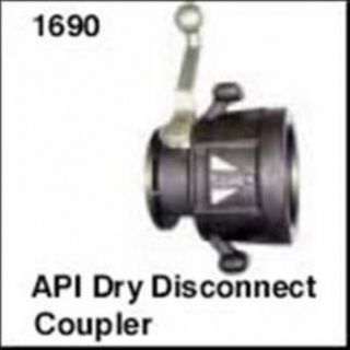 Api Dry Disconect Coupler (1690-100)