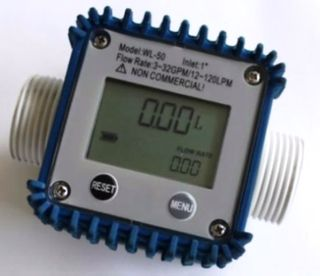 Adblue/def Flowmeter 1in