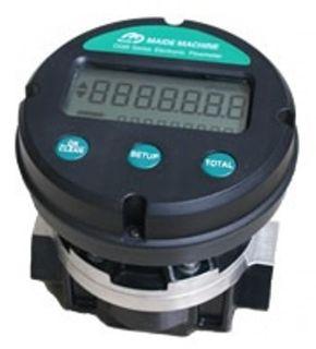 Flowmeter - Oval Gear Meter 1 Digital