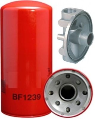 Filter Assembly - 1inch Bsp Ports