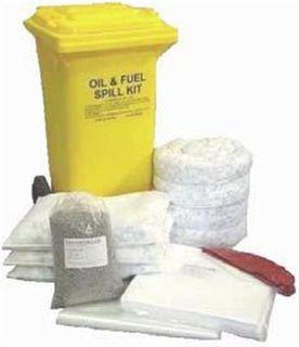 Oil & Fuel Spill Kit- Hp Indoor (175 L)