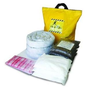 Oil & Fuel Spill Kit - Lrg Tk Gp (95 L)