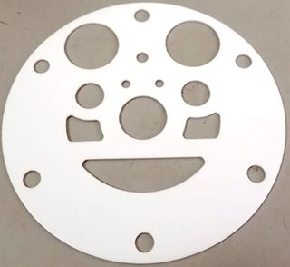 Graco Husky Air Cover Gasket  - 2150 2""