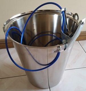 Static Grounding Buckets