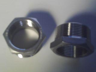 Reducing Bush 25mm X 19mm Npt - S/s