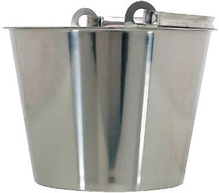 Stainless Steel Bucket 15l - Graduated