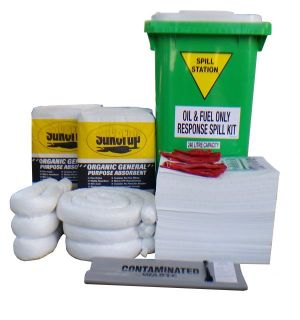Oil & Fuel Spill Kit- Ep Outdoor (240 L)
