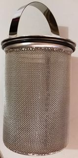 Strainer Basket (a107-ss 40# Mesh) S/s