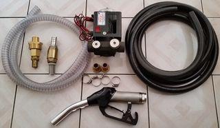 Pump Package - Diesel (70l/m) 12/24v