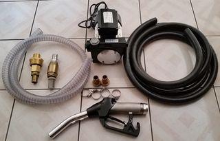 Pump Package - Diesel (100l/m) 240v
