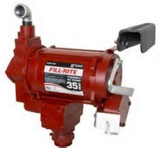 Fill-rite Pump -  240v (132l/m) Bare
