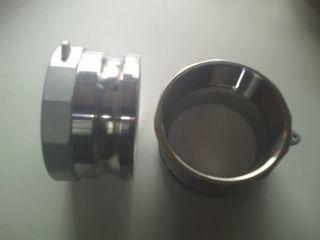 Camlock A - Adaptor (2.5 - 65mm) (s/s)
