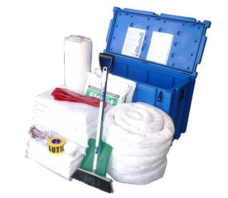 Oil & Fuel Spill Kit- Space Case (490 L)