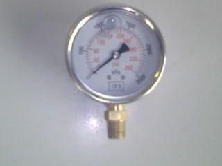 B E (63mm /1600kpa/230psi 1/4in Bsp)