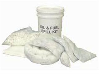 Oil & Fuel Spill Kit - Drum Spill (20 L)