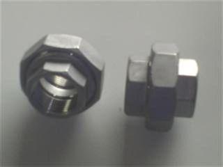 "Union ( F&f) 3/4"" (19mm) - S/s"