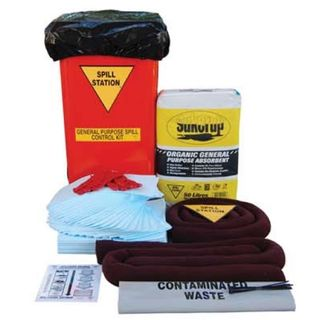 Gen Purpose/oil Fuel Spill Kit (100 L)