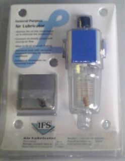 """Air Filter / Lubricator 1/4"""" Bsp (mini)"""