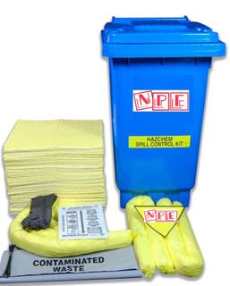 Hazchem Spill Kit - (120 L)