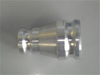 Camlock - Adaptor  A A  M3in X M2in Al