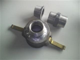 "Kamlok B - Coupler 2""(50x32mm) Mod. - Al"