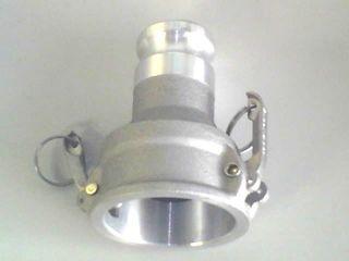 Camlock - Adaptor D A F4in X M3in Al
