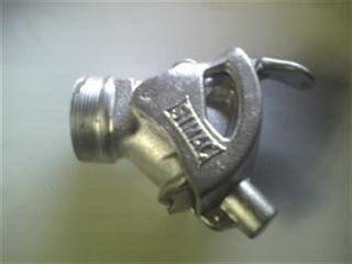 Treacle Gate Valve - Cast Iron 20mm