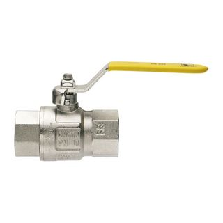 "Ball Valve  F F  (3/8"" 10mm) - Lever"