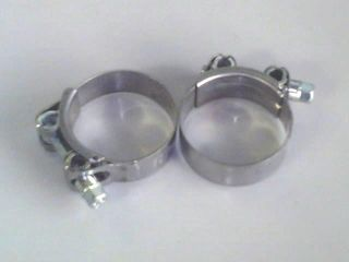 Super Clamp (51-55mm) - Norma Ss Band