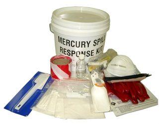 Hazchem - Mercury Spill Response Kit