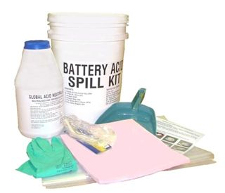 Hazchem -battery Acid Spill Kit (6 L )