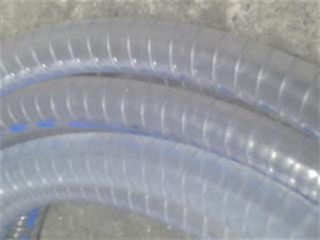 Hose -  Steel Helix Wire (i.d 25mm) Pvc