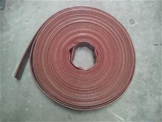 Hose - Layflat Red (50mm) - Pvc H Duty