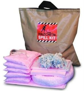 Hazchem Spill Kit - Pack Kit (62 L)