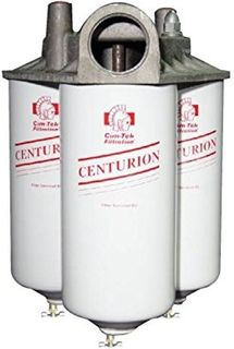 Cim-tek Centurion Triple Filter Head  2""