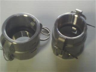 "Camlock D - Coupler (2"" - 50mm) -s/s"