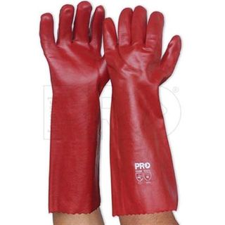Safety Gloves Pvc - 450mm