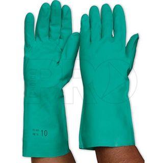 Safety Gloves Nitrile - 320mm